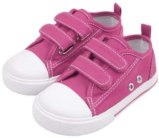 Jo-Jo JoJo Maman Bebe Baby Girls' Canvas Pumps (Toddler) - -