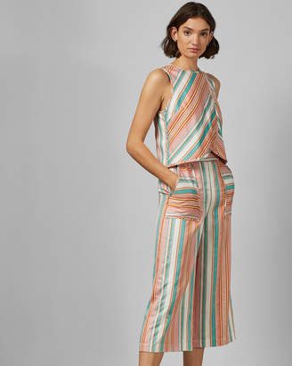 Ted Baker CEARAA Candy stripe pants