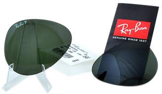 Ray-Ban DMNY Original Aviator Replacement Lenses for RB3025 (Green, 58mm)