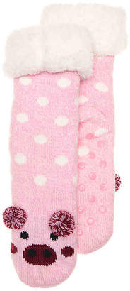 Mix No. 6 Pig Slipper Socks - Women's