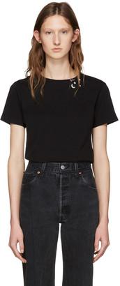 Saint Laurent Black Constellation T-Shirt $350 thestylecure.com