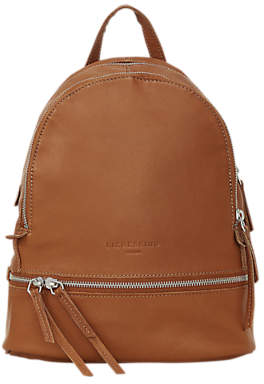 Liebeskind Berlin Lotta Leather Backpack, Cognac