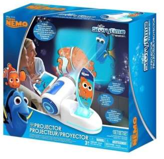 Disney NEW Storytime Theatre Projector Finding Nemo