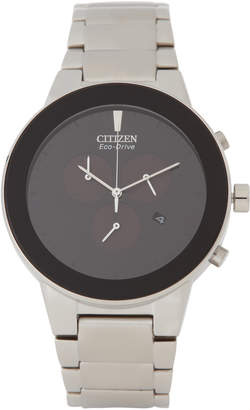 Citizen AT2240 Silver-Tone Eco-Drive Watch