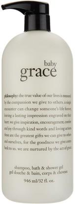 philosophy love & grace super-size body layering kit