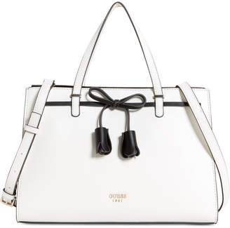 GUESS Leila Girlfriend Medium Satchel