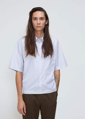 Cmmn Swdn Damien Boxy Short Sleeve Shirt