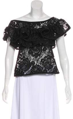 Alexis Crista Lace Top w/ Tags