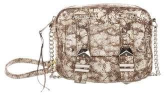 Rebecca Minkoff Distressed Leather Crossbody