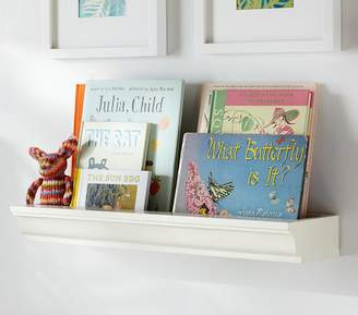 Pottery Barn Kids Classic 2ft Book Nook, Simply White