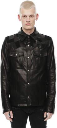 Diesel Black Gold Diesel Leather jackets BGPTM - Black - 44