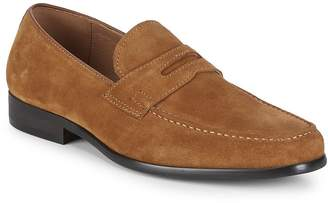 Saks Fifth Avenue Men's Suede Loafers