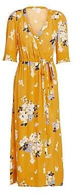 Sea Women's Pia Floral Wrap Dress