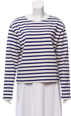 Nlst Striped Long Sleeve Top w/ Tags
