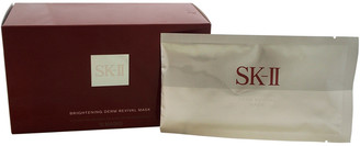 SK-II 10 Pcs Brightening Derm Revival Mask