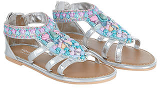 Monsoon Mermaid Beaded Sandals