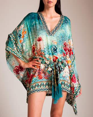 Camilla Her Heirloom Kimono Sleeve Dress