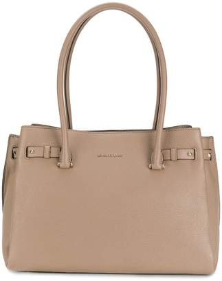 MICHAEL Michael Kors studded open top tote bag