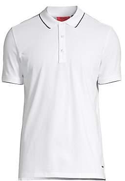 HUGO Men's Pique Polo Shirt