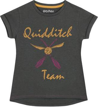 Harry Potter Girls Harry Potter Quidditch T-Shirt