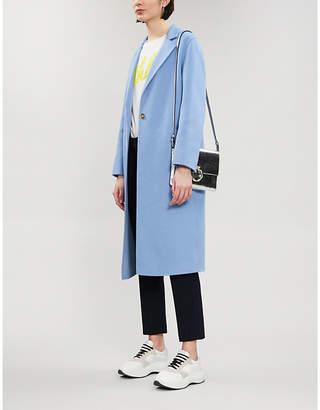 Sandro Emilie wool-blend coat