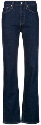 Calvin Klein Jeans straight printed back jeans