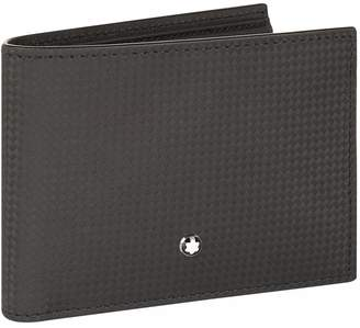 Montblanc Graphic Bilfold Leather Wallet