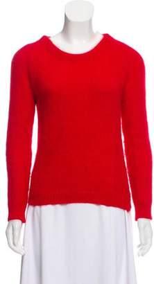 IRO Angora Long Sleeve Sweater