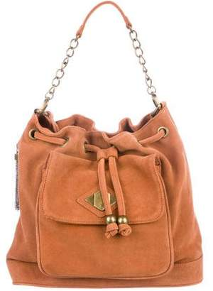 Rachel Zoe Suede Bucket Bag