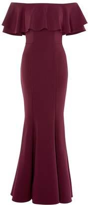 Coast Chloe Bardot Maxi Dress