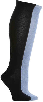 Kelly & Katie Solid Knee Socks - 2 Pack - Women's