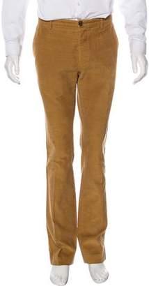 Shipley & Halmos Corduroy Straight-Leg Pants