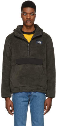 The North Face Grey Campshire Pullover Hoodie