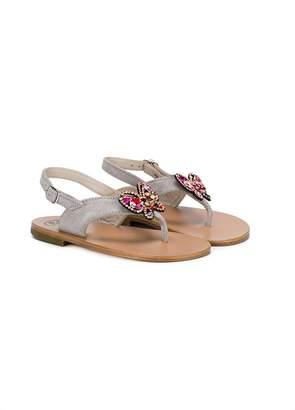 Pépé butterfly sandals