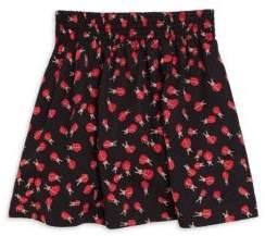 Stella McCartney Little Girl's & Girl's Ladybug Print Skirt