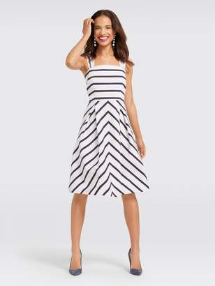 Draper James Collection Stripe Wentworth Dress