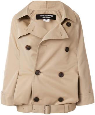 Junya Watanabe short trench coat