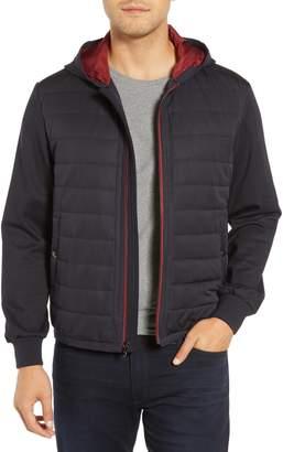 Bugatchi Hooded Performance Jacket