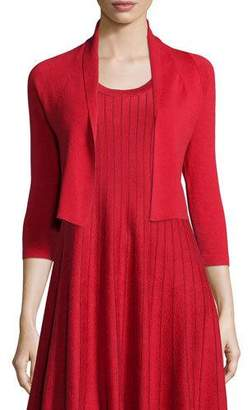 NIC+ZOE City Slicker Cropped Cardigan $128 thestylecure.com