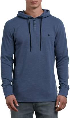 Volcom Men's Murphy Thermal Long Sleeve Shirt