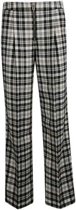 Alexander Wang Checked Trousers