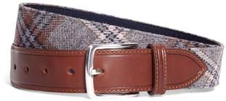 Brooks Brothers Tartan Belt