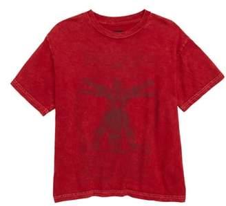 Mighty Fine Vitruvian Spiderman T-Shirt