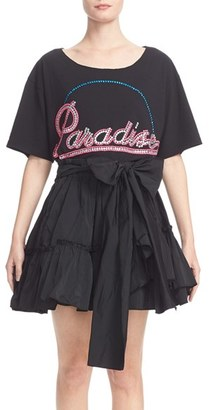Women's Marc Jacobs Embellished Paradise Tee $195 thestylecure.com