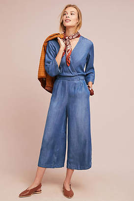 Cloth & Stone Chambray Jumpsuit
