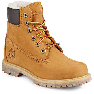 Timberland Fleece Lined Classic Boots