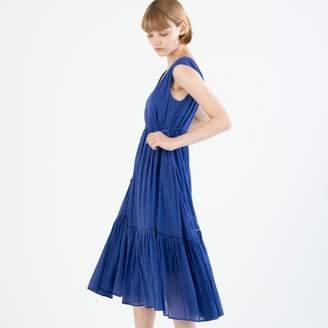 Epoca (エポカ) - エポカ ザ ショップ ◆◆【ne quittez pas】コットンボイルティアードドレス