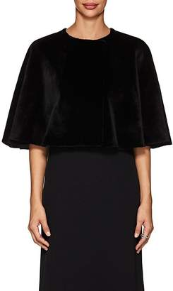 The Row Women's Marcy Mink Fur Cape