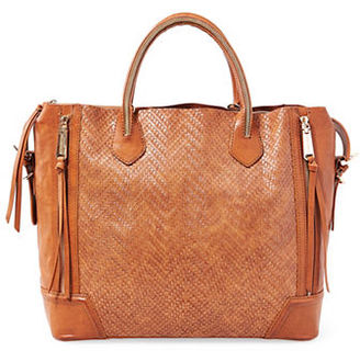 Steve Madden Nsh Textured Tote Bag $108 thestylecure.com