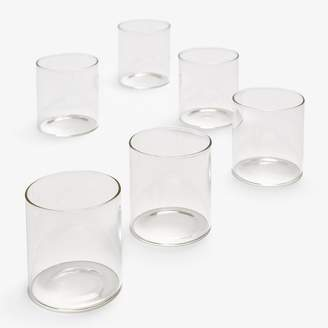 Borosil Us Vision Classic Tumbler 10oz Set of 6